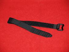 Kalestead Hook & Loop CUCITA NYLON CABLE TIE black.pack di 5 OFF