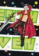 Devil May Cry Doujinshi ''  '' SEVENTH HEAVEN '' Dante Vergil