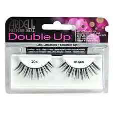 206 Black Ardell Double Up Professional Eyelashes False Lashes