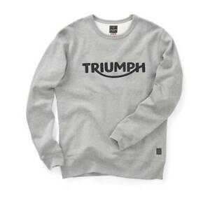 *Sale Items* Mens Triumph Blackawton Grey Sweatshirt