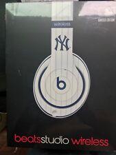 Beats by Dre Studio 2 Wireless New York Yankees MLB Edition BRAND NEW