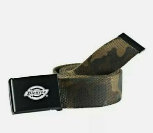 Dickies: Belt Polyester Color Camouflage Camo Brand Dickies (991939)