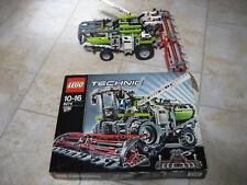 Lego Technic 8274 Mietitrebbia 2 istruzioni completo