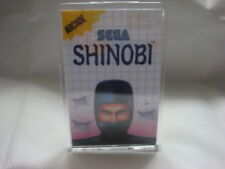 SEGA MASTER SYSTEM  GAME COVER FRIDGE MAGNET / DISPLAY STAND  SHINOBI