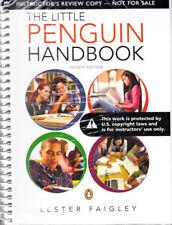 The Little Penguin Handbook by Lester Faigley (2014, Spiral)