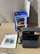 vintage POLAROID 636 Closeup SOFORTBILDKAMERA Instant Camera Wie Neu