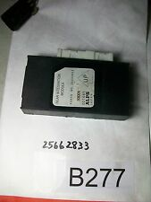 2003 Cadillac Deville Rear Integration Relay Module Pt# 25662833  OEM  #B277