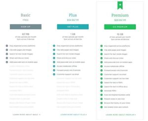 Evernote 51-Month New Account with Premium Plan ( 4 Years And 3 Months)