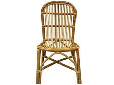 JARDIN CHAIR RATTAN CANE INDOOR OR OUTDOOR DINING OR OCCASIONAL 51x50x42/92H