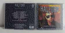 CD Album HALFORD Made in Hell LONG 191100 The metal god is back