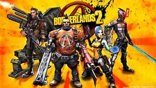 Borderlands 2 Instant Level 72 Character & Loot Drop Lobby (Xbox One)