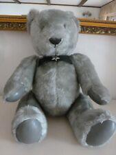 Großer dicker Teddybär - Handarbeit