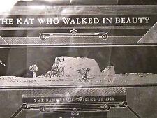 Krazy Ignatz THE KAT WHO WALKED IN BEAUTY Panoramic Dailies NEW George Herriman