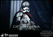 Star Wars Ep 7 Captain Phasma 1/6 scale figure by Hot Toys~Sideshow~Mms328~Nib