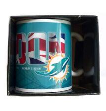 Miami Dolphins NFL American Football London Games 2017 International Series Mug
