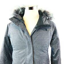The North Face Defdown Gortex Faux Fur Trim Parks Jacket Coat Women's Medium NWT