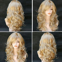 Curly Party Wavy Hair Anime Wigs Hair Long Wig New Women Fashion Cosplay Costume