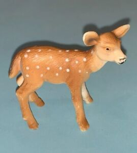 Retired Schleich D-73527  Deer Fawn Animal PVC Rubber Figure
