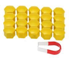 17mm amarilla Tuerca De La Rueda Cubre con herramienta de eliminación Toyota