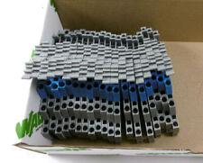 19 Stück WAGO Dreistockklemme grau/blau 280-552
