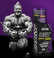 Cutler Nutrition Dry Shredded Test Booster 28Cap oxy shred lean xtreme FREE POST
