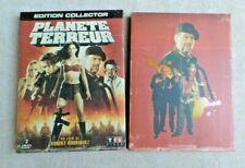 DVD CINÉMA FILM SERIE / PLANETE TEREUR DE ROBERT RODRIGUEZ  DVD COLLECTOR