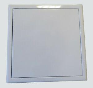 """Trappe de visite 400x400mm blanc """"The Whites Edition"""" système pousser/lâcher"""