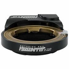 FotodioX PRONTO Leica M-Mount Lens to Sony E-Mount Camera Autofocus Adapter