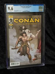 Conan The Cimmerian #2 Frank Cho Cover CGC 9.6 🔥🔥 Sideshow Statue