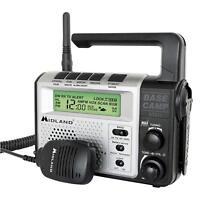 RADIO BASE CAMP MIDLAND XT511 RADIO AM FM + 22 CANALI GMRS