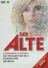 Der Alte : 3 afleveringen (2 DVD)