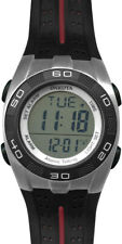 Dakota Atomic Talking Digital Wrist Watch Black Red alarm stopwatch 7241