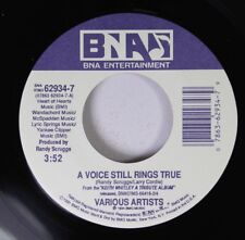 Country Unplayed 45 From The Keith Whitley Tribute Album - A Voice Still Rings T