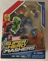 New 2015 MARVEL Super Hero MASHERS ~ Marvel's NOVA  Mash-Up Action Figure Hasbro
