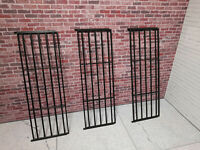 Jail cell Kit Wall Unit 1/10 1/12 scale Action Figure Diorama Prop Doll House