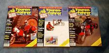 3x Motorrad-Magazin für Kenner - Tourenfahrer - Motorradreisen - 1995