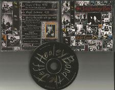 JEFF HEALEY 3trx SAMPLER  PROMO DJ CD single w/ YARDBIRDS & STEALERS WHEEL TRX