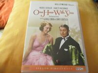 "DVD NEUF ""ONE HOUR WITH YOU (UNE HEURE PRES DE TOI)"" Maurice CHEVALIER, Jeanette"