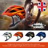 HardnutZ MTB Mountain Bike Helmet Cycle Adult Youth Unisex Hi Vis RRP £54.99 UK