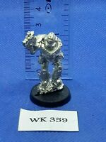 Warhammer 40K - Space Marines - Vanguard veteran Incomplete - Metal WK359