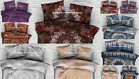Star Mandala Pillow Cases Indian Cushion Cover Cotton Pillow Sham Home Decor
