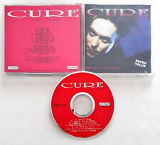 Cure* – Lullaby (Wish Tour '92 Live In Europe) CD/ON 2228  Rare