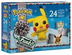Funko Pokemon - Countdown Advent Calendar ***PRE-ORDER***