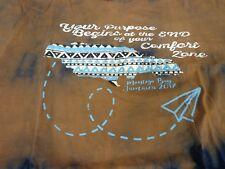 Montego Bay Jamaica Mark 16:15 Christian Religious  Tee T-Shirt  Large  C4