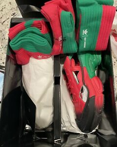 Adidas X RAF SIMONS RS Replicant OZWEEGO Shoes Sneakers NEW Size US M12