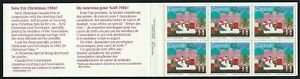 Canada BK90: 10x32c Santa Claus Parade Christmas Value Pack, Scott 1070a, VF-NH