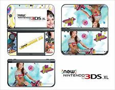 SKIN STICKER - NINTENDO NEW 3DS XL - REF 208 SOY LUNA
