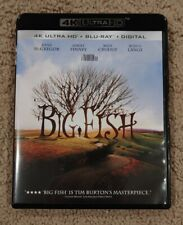 Big Fish (4K Ultra Hd/Blu-ray 2-Disc Set) No Digital