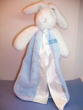 SECURITY BLANKET - BUNNIES BY THE BAY - BUNNY ITTYBIT - BEST FRIENDS INDEED  VGC