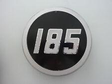 Massey Ferguson Circular Medallions MF185 (Price for Pair)